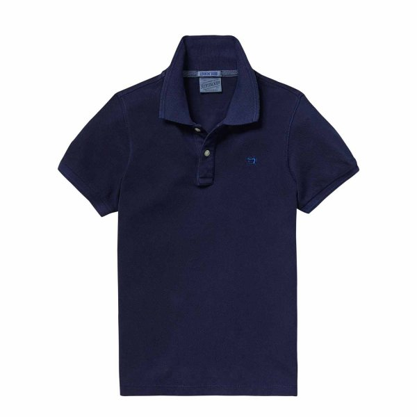 Scotch & Soda - Polo Piqué Night