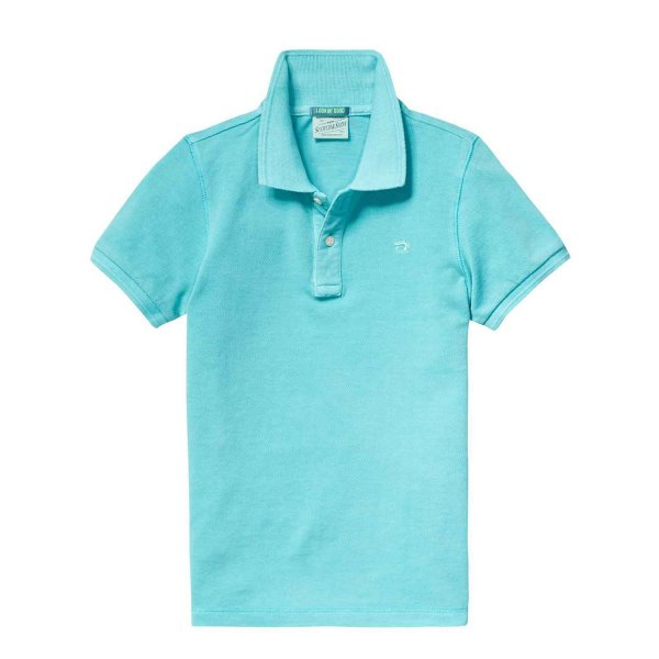 Scotch & Soda - Polo piqué Musca