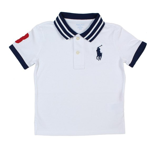 Ralph Lauren - Polo Bianca Big Pony