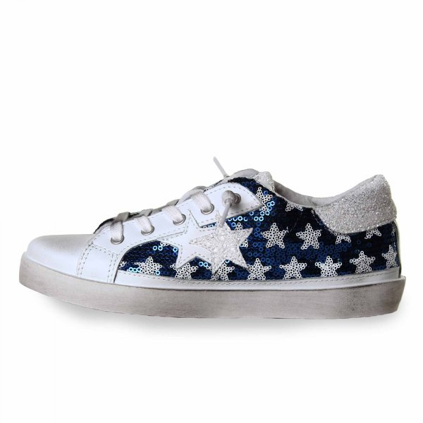 2Star - SNEAKER LOW PAILLETTES JUNIOR
