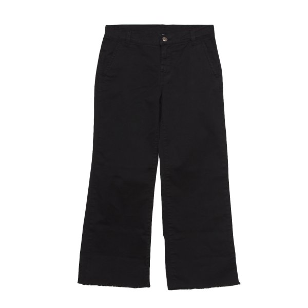 Pinko - PANTALONE CROPPED NERO GIRL