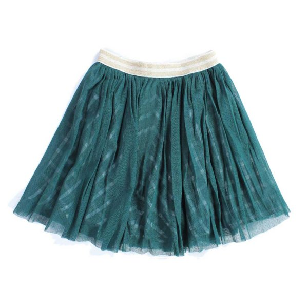 Bellerose - GONNA GIRL TULLE VERDE