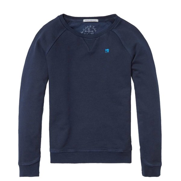 Scotch & Soda - FELPA BOY BLU