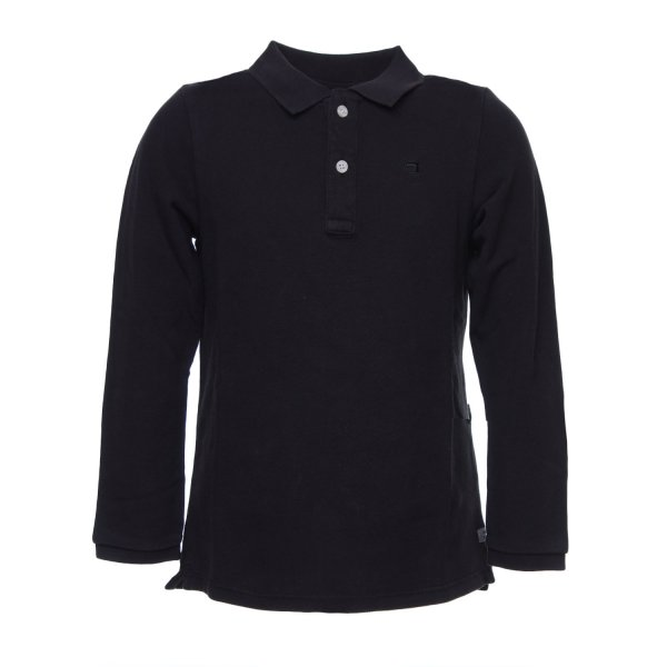 Scotch & Soda - POLO BLU BAMBINO E TEEN