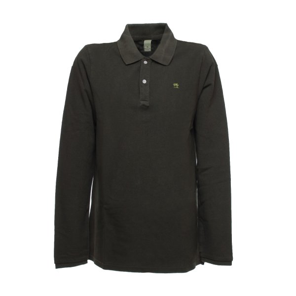 Scotch & Soda - POLO ANTRACITE JR TEEN