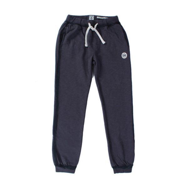 Scotch & Soda - PANTALONE TUTA ANTRACITE