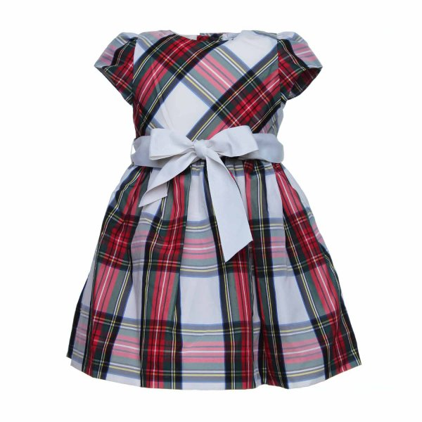 Ralph Lauren - ABITO CHECK RL INFANT