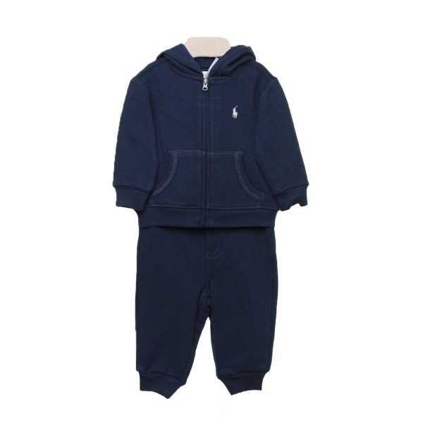 Ralph Lauren - COMPLETINO BLU RL INFANT
