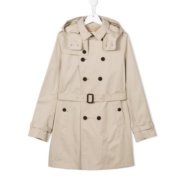Burberry - TRENCH BEIGE JUNIOR UNISEX