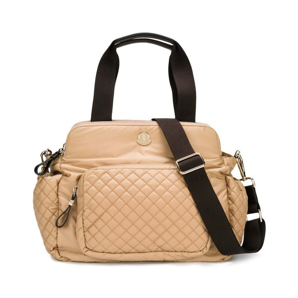 Moncler - Borsa Mommy Bag Beige