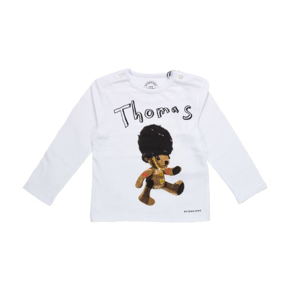 Burberry - T-SHIRT THOMAS BIMBO