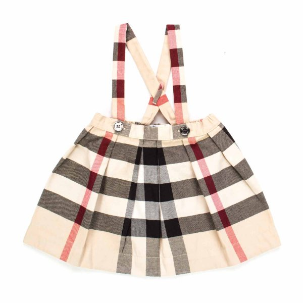 Burberry - GONNA SOFIA CHECK BIMBA