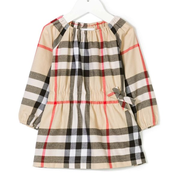 Burberry - MAXI TOP CHECK BIMBA