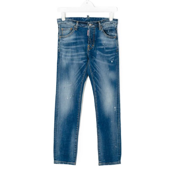 Dsquared2 - JEANS SLIM FIT BOY