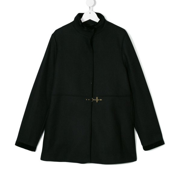 Fay Junior - CAPPOTTO GIRL NERO
