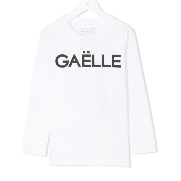 Gaelle Paris - T-SHIRT JR E TEEN BIANCA