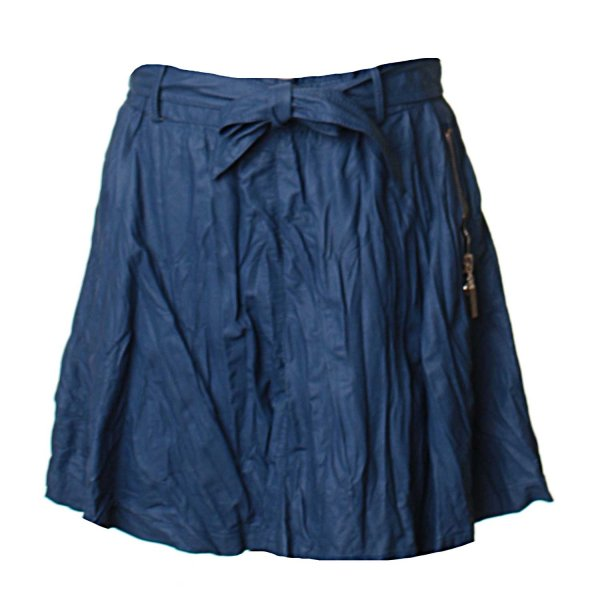 Twin-Set - Eco leather skirt for Girls