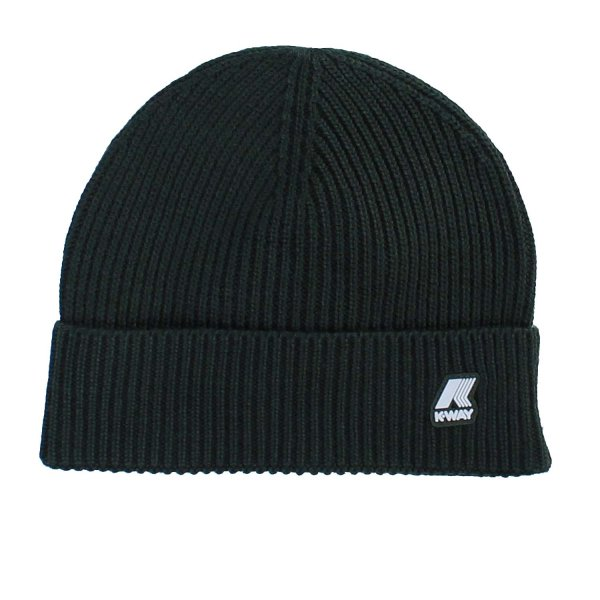 K-Way - CAPPELLO VERDE SCURO BAMBINO