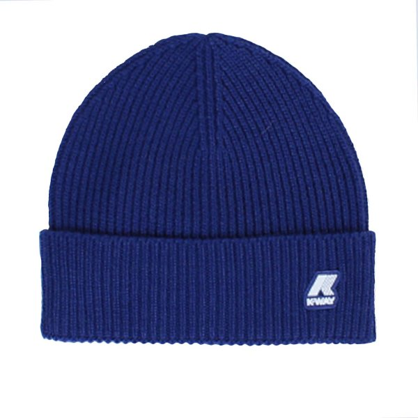 K-Way - CAPPELLO BLU INTENSO BAMBINO