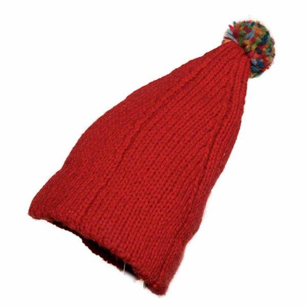 Grevi - Cappello Unisex Rosso A Punta - annameglio.com shop online 11948ae43ea8