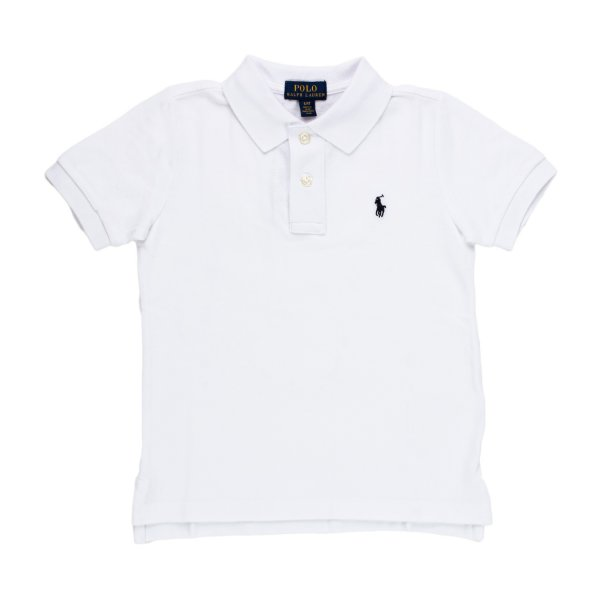 Ralph Lauren - POLO RL TODDLER BIANCA