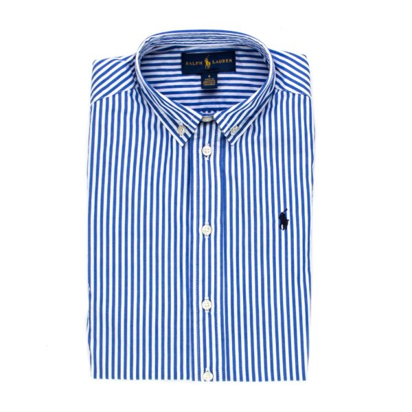 Ralph Lauren - CAMICIA RL TODDLER A RIGHE