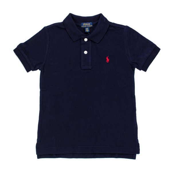 Ralph Lauren - POLO RL BOY BLU NAVY