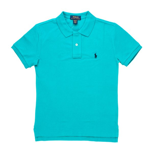 Ralph Lauren - POLO TURCHESE RL BOY