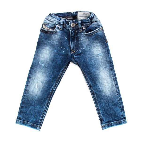 Diesel - JEANS STONE WASHED BEBè BAMBINO