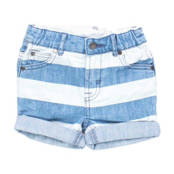 Stella Mccartney - SHORTS BLAKE A RIGHE BIMBA BEBé