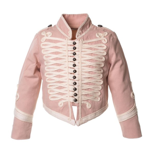 Stella Mccartney - GIACCA WILL ROSA BAMBINA TEEN