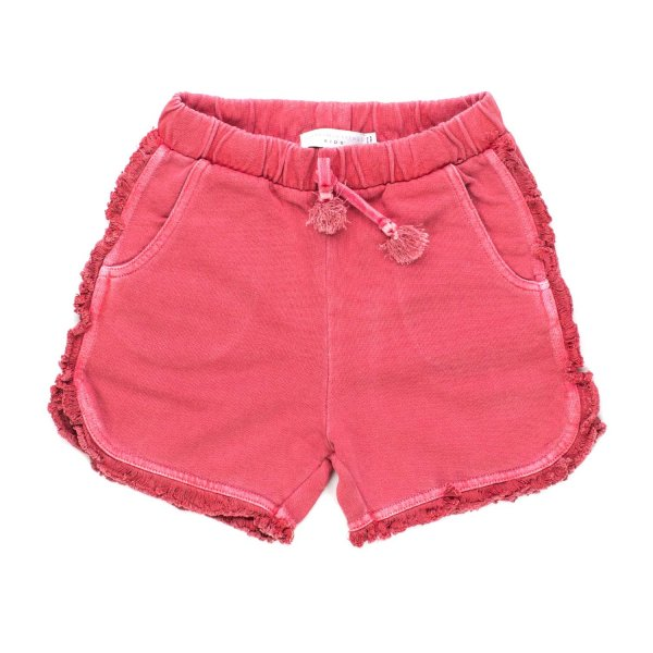 Stella Mccartney - SHORTS JANE LAMPONE BAMBINA TEEN