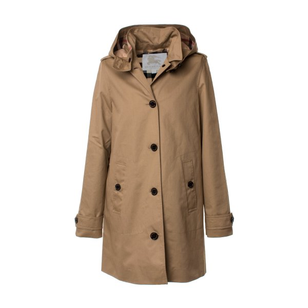 Burberry - TRENCH COAT SABBIA BAMBINA TEEN