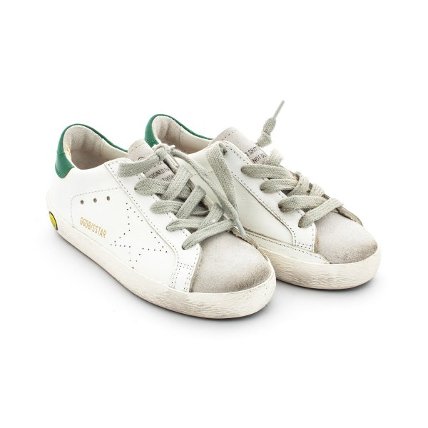 Golden Goose - Sneaker Super Star Baby Green