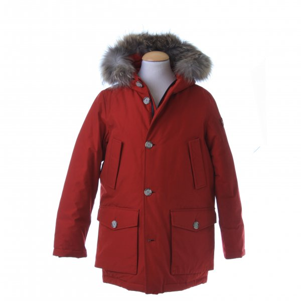 Woolrich - ARCTIC PARKA ROSSO