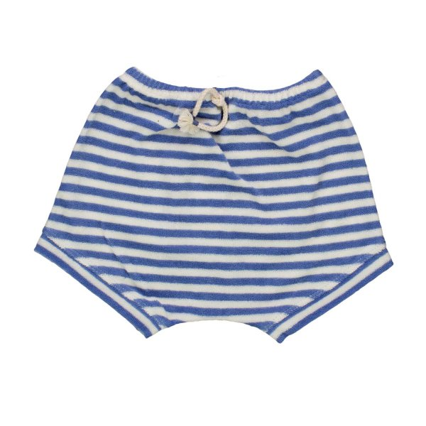 One More In The Family - SHORTS AIDA A RIGHE BLU BIMBA BEBè 02