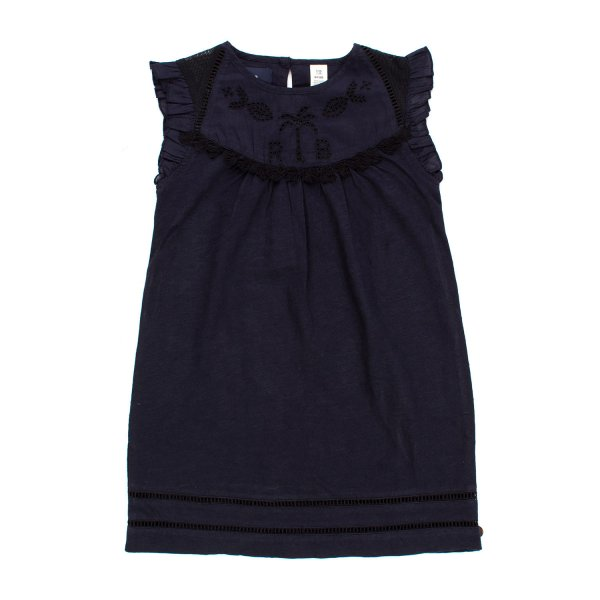 Scotch & Soda - TOP BLU NAVY BAMBINA TEEN 02