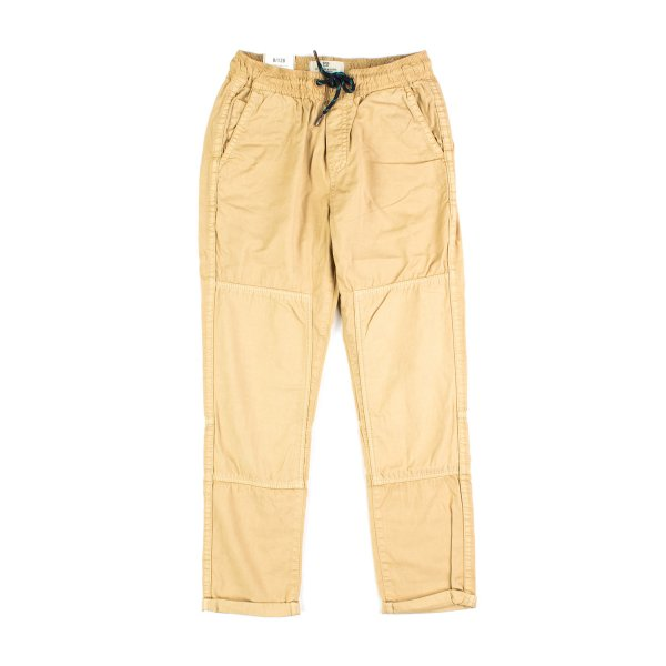 Scotch & Soda - PANTALONE WORKER SABBIA BAMBINO TEEN