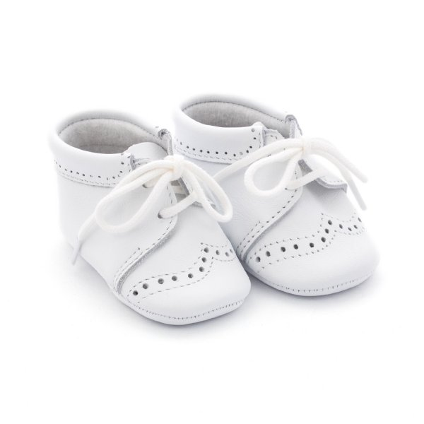 Newborn leather Shoes Tartine et Chocolat - annameglio.com shop online