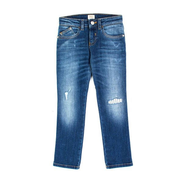 Armani Junior - BLUE JEANS BAMBINO TEEN 02