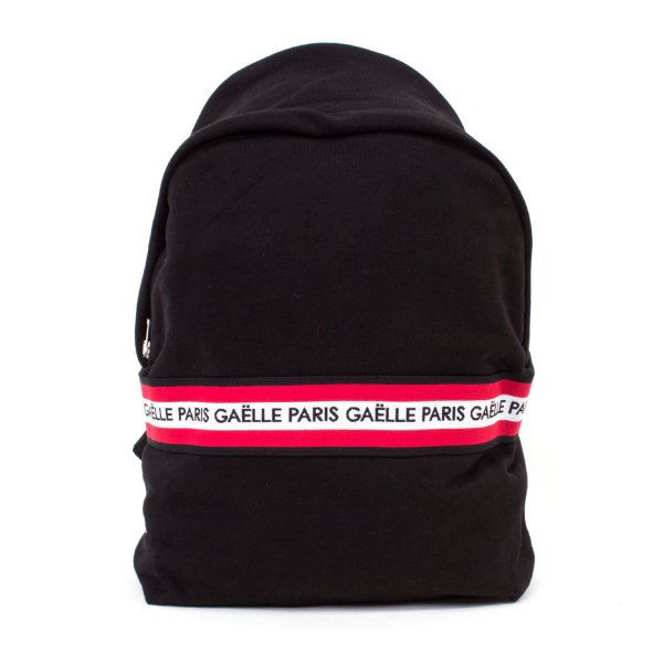 Gaelle Paris - ZAINO NERO UNISEX JR TEEN
