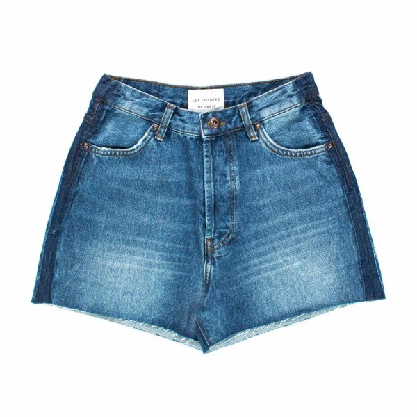 Les Coyotes De Paris - SHORTS DENIM KAY BAMBINA TEEN
