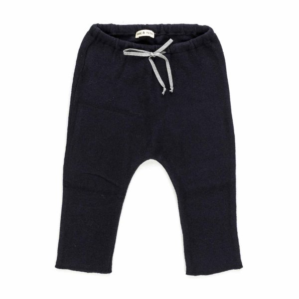 Babe & Tess - Dark Blue Trousers for Baby boys