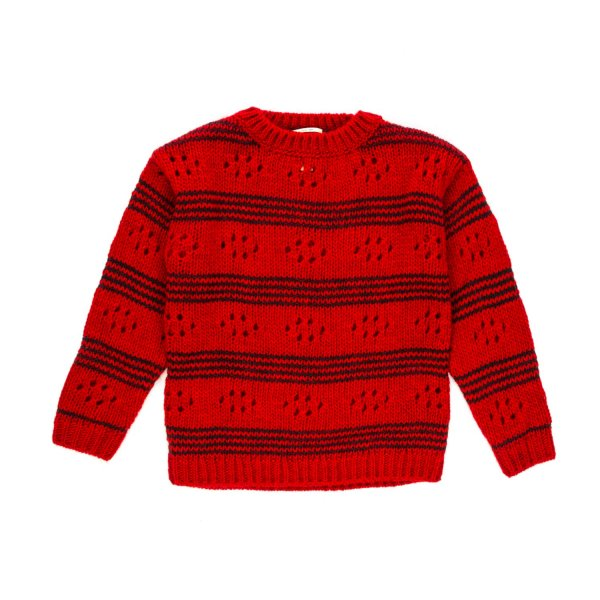 Bellerose - GIRL RED PULLOVER