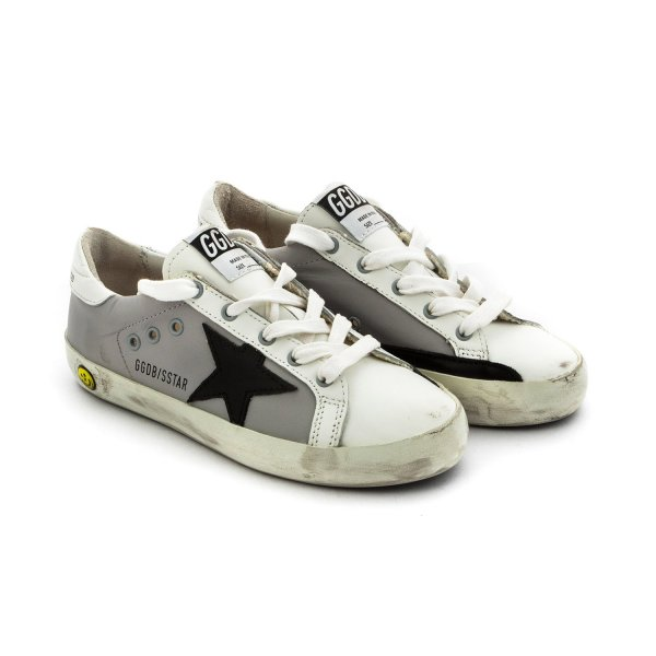 Timeless sneaker Superstar by Golden Goose Deluxe Brand, 100% Made in Italy - annameglio.com