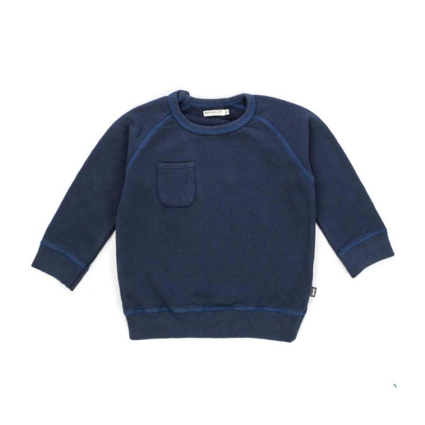 Imps & Elfs - Blue sweatshirt with pocket for Boys