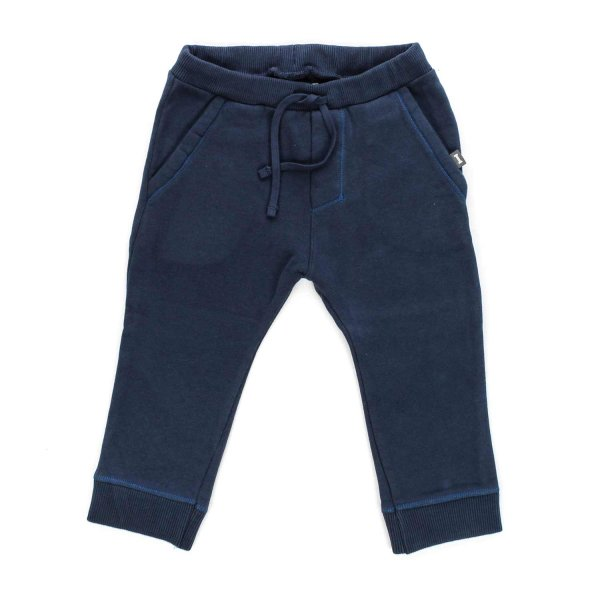 Imps & Elfs - Blue tracksuit pants for babies