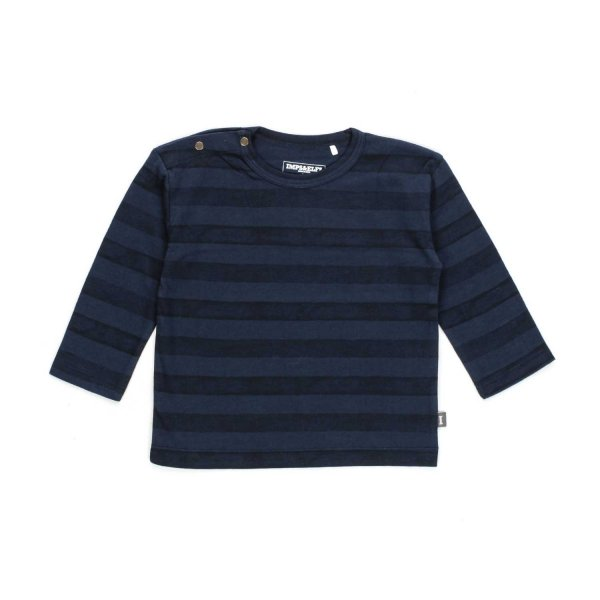Imps & Elfs - Blue Striped Top for Boys