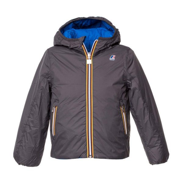 K-Way - BOY THERMO PLUS DOUBLE JACKET