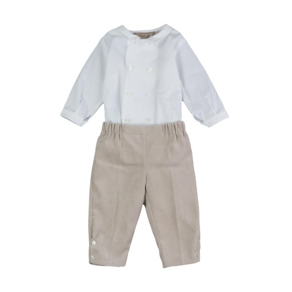 La Stupenderia - SAND SET FOR BABY BOYS
